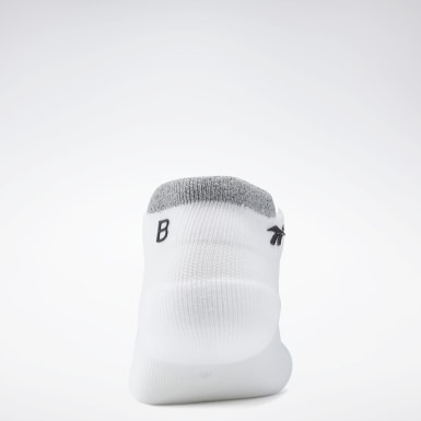 Women Classics White VB Running Socks