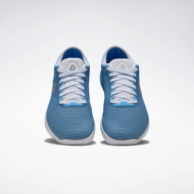 Women Cross Training Blue Nano 9.0 Shoes