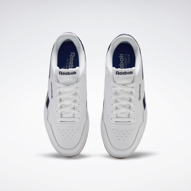 Men Classics White Reebok Royal Techque