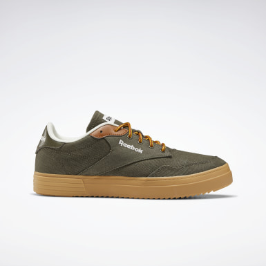 Classics Green Reebok Royal Techque T Vulc Shoes