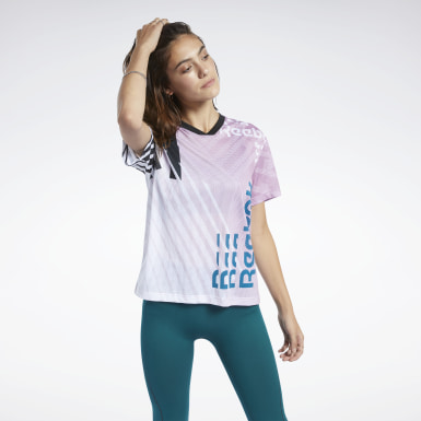 Women Training Meet You There Reebok Tee