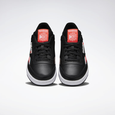 Men Classics Black Club C Revenge Plus Men's Shoes