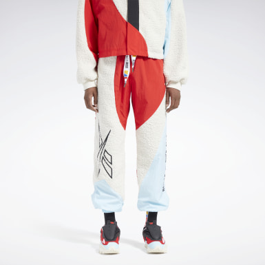 Classics Red Reebok by Pyer Moss Track Pants