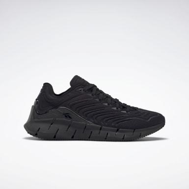 Men Lifestyle Black Zig Kinetica Shoes