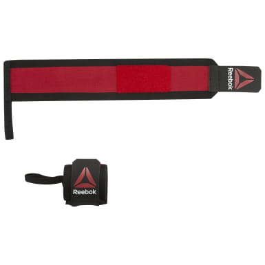 Cross Training Red Reebok Wrist Wrap