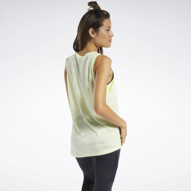 Kvinder Fitness & Training Burnout Tank Top