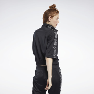 Kvinder Fitness & Training Black Meet You There Jacket