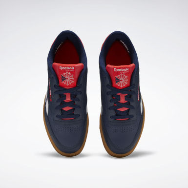Men Classics Blue Club C Revenge Men's Shoes