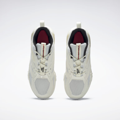Kvinder Classics White Aztrek Double Mix Shoes