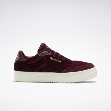 Scarpe Reebok Royal Techque Vulcanized Bordeaux Donna Classics