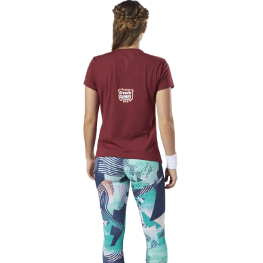 Reebok CrossFit® Games ACTIVCHILL + Cotton Tee