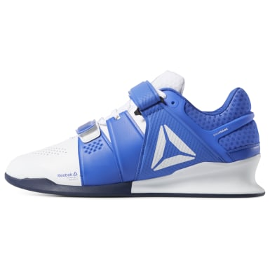 Men CrossFit White Reebok Legacy Lifter