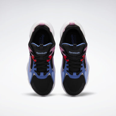 Women Classics Black Reebok Royal Turbo Impulse Shoes