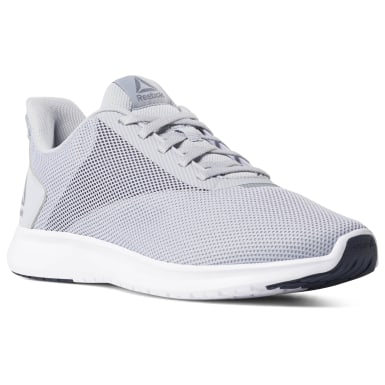 Men Running Grey Reebok Instalite Lux Men's Running Shoes