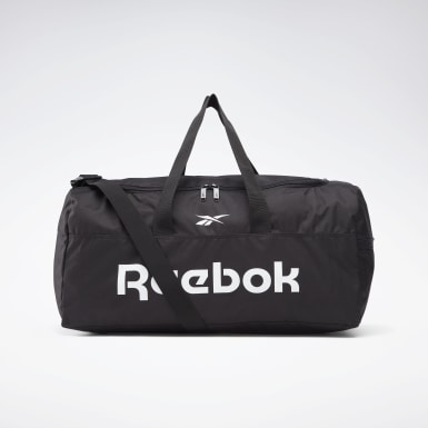 Outdoor Black Active Core Grip Duffel Bag Medium