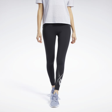Tight Reebok Lux 2 Nero Donna Yoga