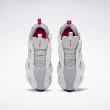 Girls Classics White Reebok Royal Turbo Impulse 2 Shoes