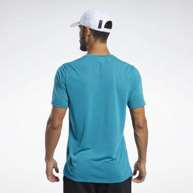 Herr Cross Training Workout Ready Supremium Graphic Tee