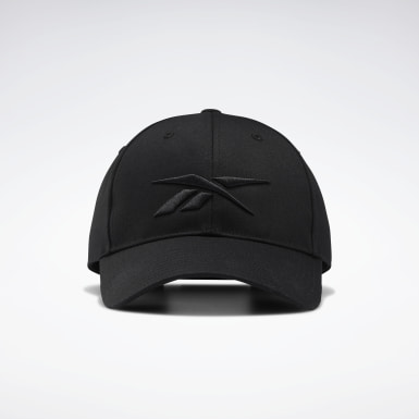 Cappellino Active Enhanced Baseball Nero Running