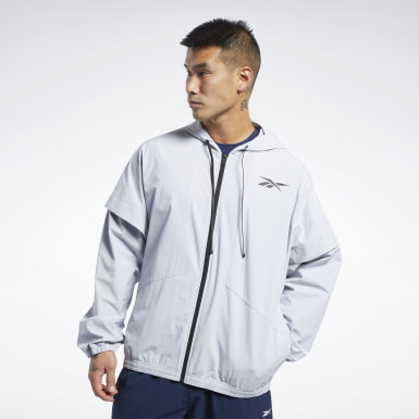Fitness & Training United by Fitness Woven Full-Zip Jacket