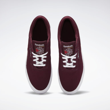 Club C Vulcanised Burgundy Classics