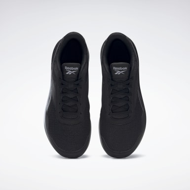 Men Running Black Energen Lite Shoes