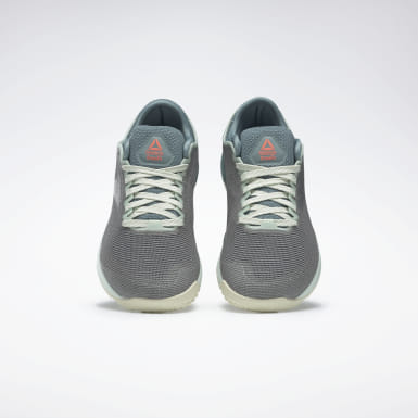 Women Cross Training Grey Reebok Nano 9 Women's Training Shoes