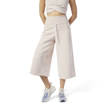 Women Studio Pink Studio Wide Leg Pants