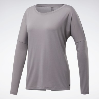 Frauen Wandern Workout Ready Supremium Long-Sleeve Shirt