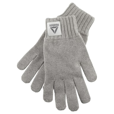 Training Grey Active Foundation Knitted Glove