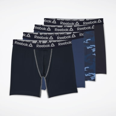 Performance Boxer Briefs 4 Pairs