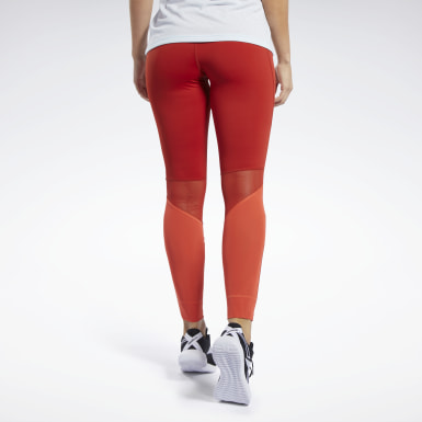 Women Cross Training Reebok CrossFit® Mesh Lux Tights