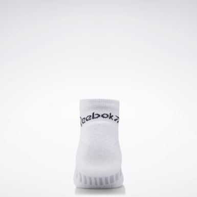 Training White One Series Training Tech Low-Cut Socks