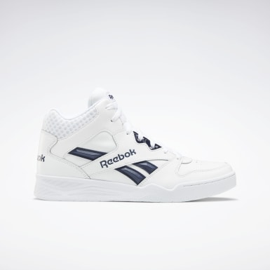 Heren Classics Wit Reebok Royal BB4500 Hi 2 Schoenen