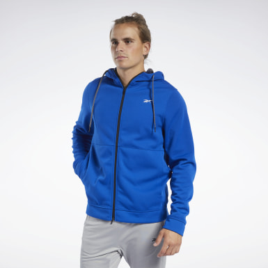 Men Fitness & Training Workout Ready Hoodie