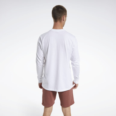 Classics White Classics Hotel Long-Sleeve Top