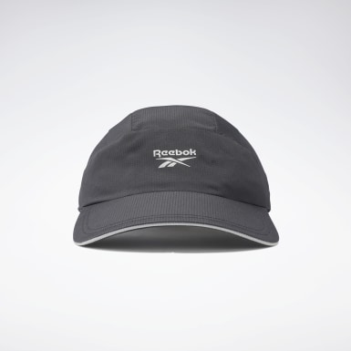 Running Black One Series Running Cap
