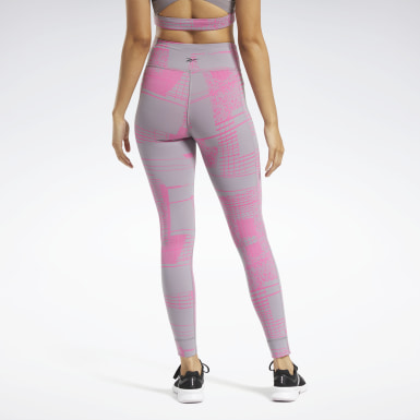 Licras Reebok Lux 2 Mujer Fitness & Training