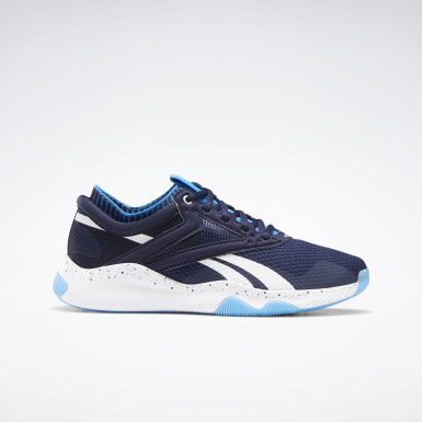 Women Fitness & Training Blue Reebok HIIT Shoes