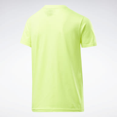 Boys Training Polyester Interlock Tee