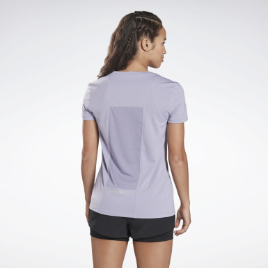 Playera Running Essentials Speedwick Mujer Running