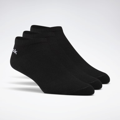 Calcetines Reebok No Show (3 pares) Negro Fitness & Training