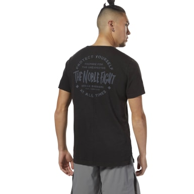 T-shirt Reebok Noble Fight