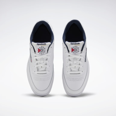 Classics White Club C 85 Men's Shoes