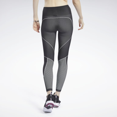 Legging Meet You There 7/8 Preto Mulher Fitness & Training