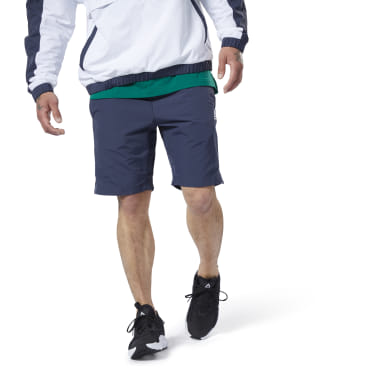 Short Meet You There Woven Blu Uomo Fitness & Training