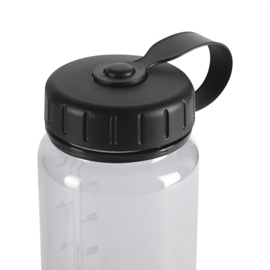 Training Black Water Bottle  1000ml  Black