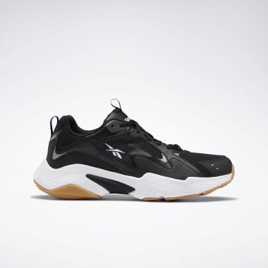 Classics Reebok Royal Turbo Impulse Shoes Schwarz