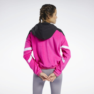 Sweat à capuche zip 1/4 MYT Femmes Outdoor