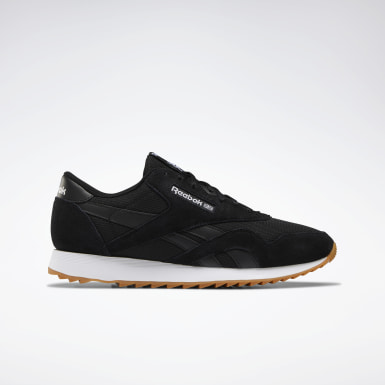 Zapatillas Classic Leather Nylon Ripple Mu